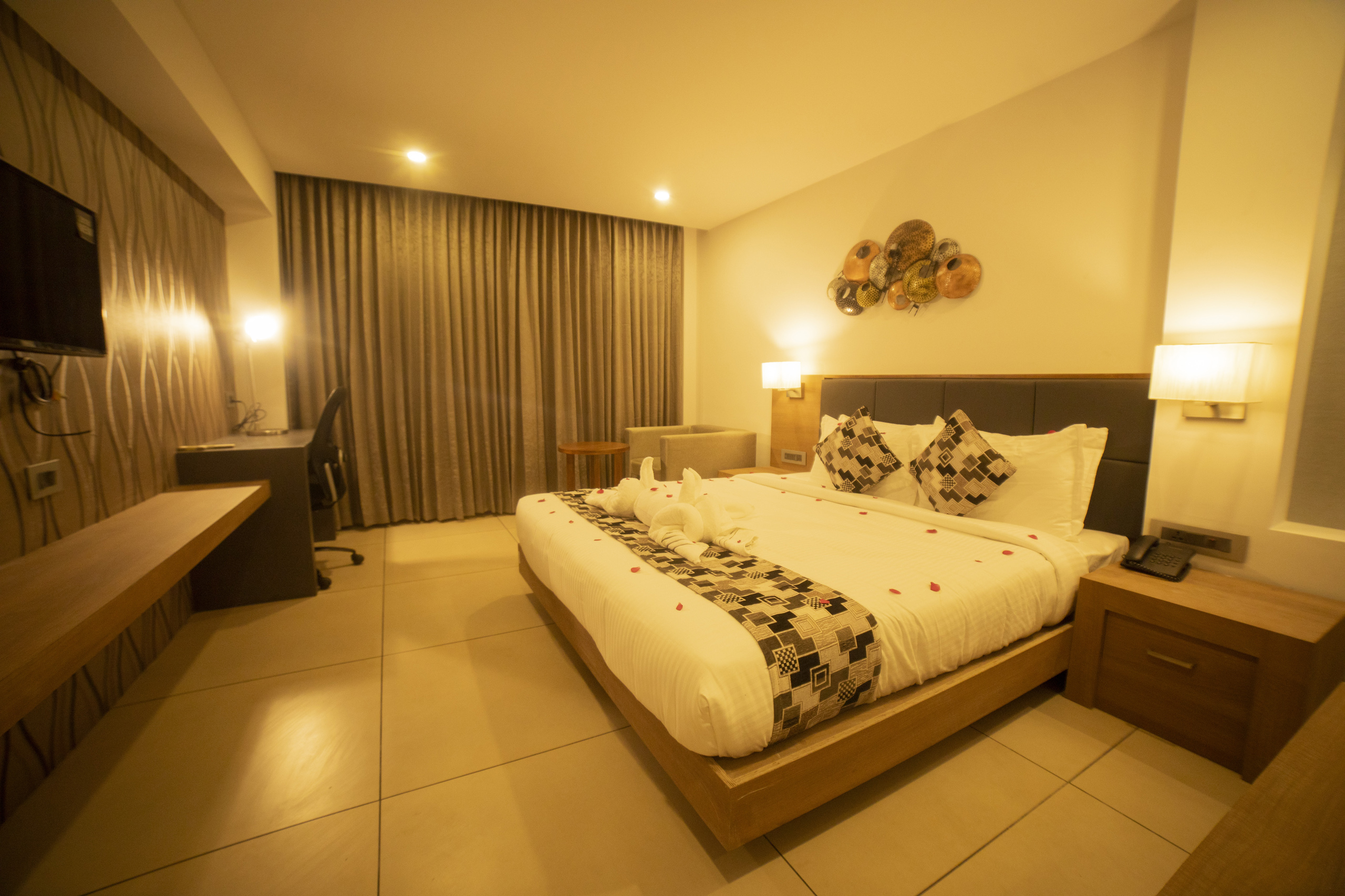 Hotels in Attingal